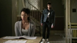 Being Human (US) 01x03 : Some Thing To Watch Over Me- Seriesaddict